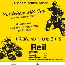 Reiler Motocross A1 Plakat